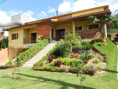 Casa Térrea À Venda, Condomínio Santa Adélia, Vargem Grande Paulista. - Codigo: Ca9608 - Ca9608