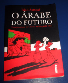 Graphic Novel O Árabe Do Futuro Nº 1