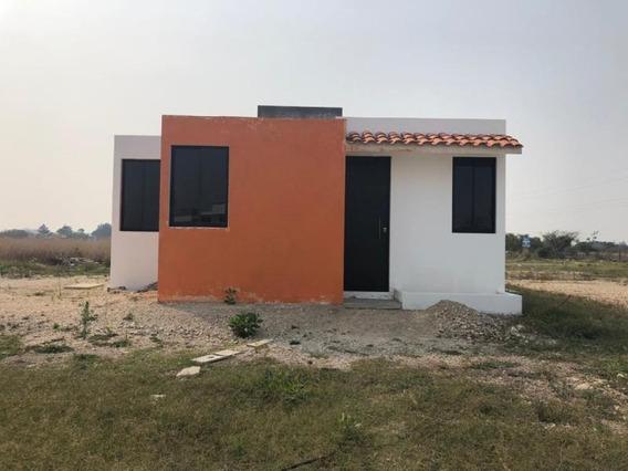 Casa Sola En Venta Chichima Acapetahua