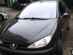 [leia Anuncio] Peugeot 206 Soleil 1.0 16v 5p 2002 Completo