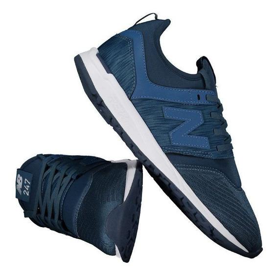 Tênis New Balance 247 Feminino Azul