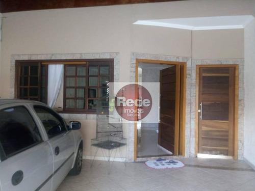Imagem 1 de 15 de Casa À Venda, 191 M² Por R$ 498.000,00 - Jardim Portugal - São José Dos Campos/sp - Ca4668