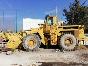 Cargador Frontal Caterpillar 980c
