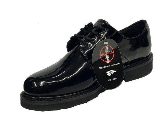 Zapato De Charol Marca Tactical