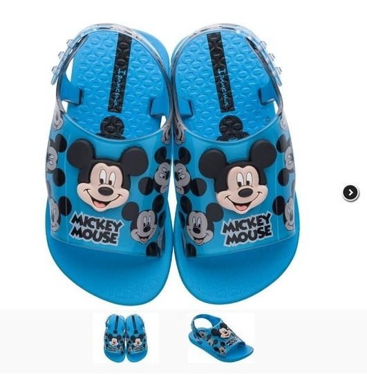 Sandália Infantil Ipanema Love Disney Baby 26111