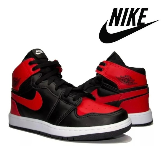 Tenis Air Jordam 1 Botinha Chicago Retro 30% Off