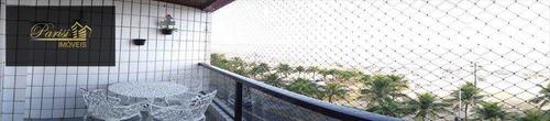 Imagem 1 de 13 de Apartamento Em Praia Grande Bairro Ocian - V49