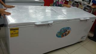 Congelador Horizontal Sankey Md Rfc2470 (24p³) Nueva En Caja