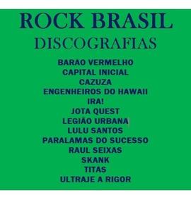 Raul Seixas + 12 Discografias Músicas Pendrive Gravado