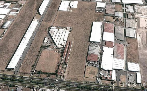 Terrreno Comercial En Excelente Ubicacion Y Avenida Principal En Zona Aeropuerto Toluca