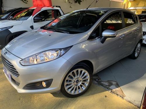 Imagem 1 de 11 de Fiesta Tit. Tit.plus 1.6 16v Flex Aut.