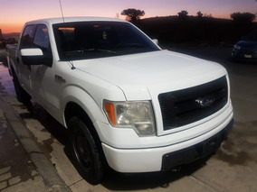 Ford Lobo 3.5 Lariat Cabina Doble 4x4 Mt 2012
