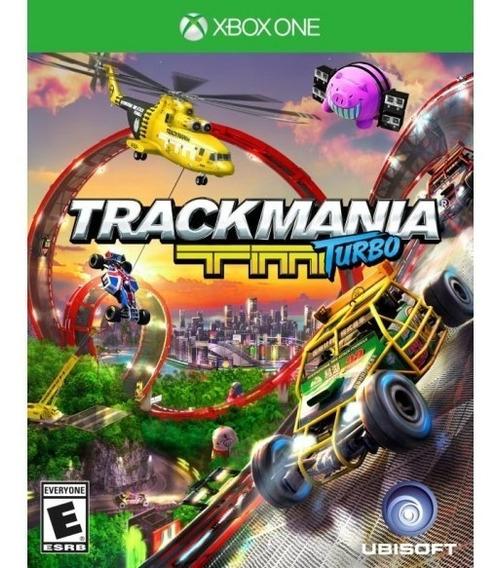 Trackmania Turbo Xb1 Nuevo