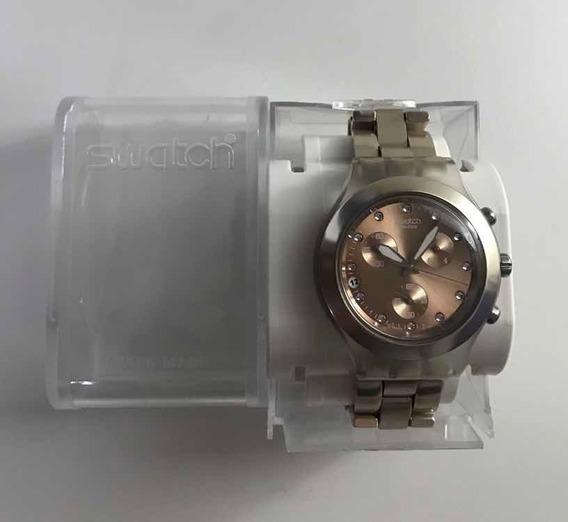 Relógio Swatch Swiss Irony Diaphane