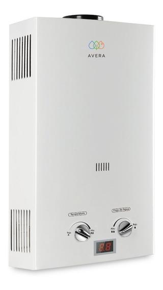 Calentador De Agua Para 1.5 Servicios. Gas Lp. Avera C8l.