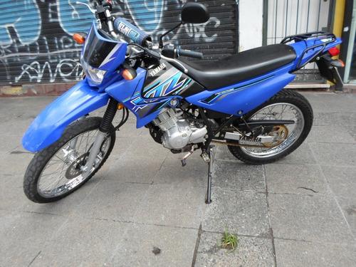 Yamaha Xtz 125 Motos March
