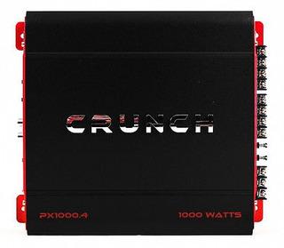 Amplificador Estéreo Para Automóvil Crunch 4 Canales 1000 V