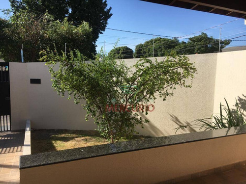 Casa Com 3 Dormitórios À Venda, 116 M² Por R$ 330.000,00 - Vila São João Do Ipiranga - Bauru/sp - Ca3285