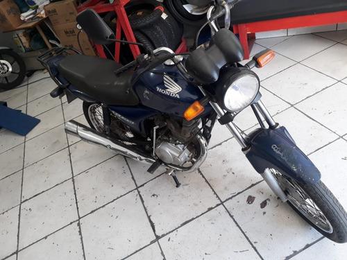 Imagem 1 de 4 de Moto Honda 150