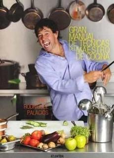 Libro Gran Manual De Tecnicas Del Maestro De Cocina 2 Ed D
