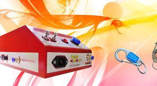 Aplicador Resina Pastilha Chaveiro Brinde + Película Térmica