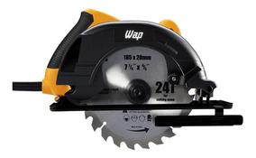 Serra Circular Wap Esc1400 Amarelo/preto 110v