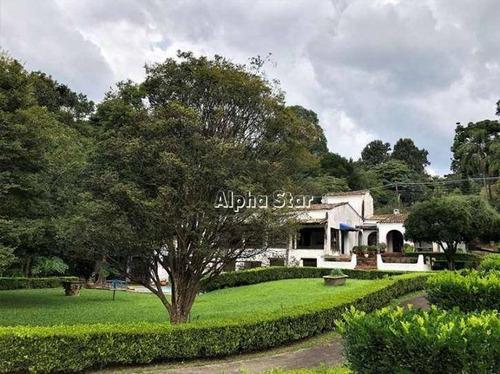 Imagem 1 de 20 de Excelente Negócio Para Olho Clínico, Venda - Chácara Do Refugio - Cotia/sp - Ca3071