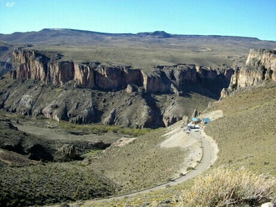 En Perito Moreno