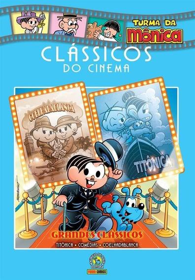 Livro Clássicos Do Cinema - Volume 10 - Grandes Clássicos