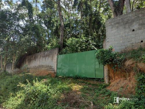 Terreno À Venda, 1728 M² Por R$ 400.000,00 - Jardim Recanto Da Fonte - Embu Das Artes/sp - Te0274