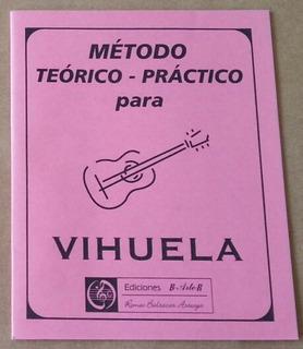 Método Vihuela Teórico-practico, R. Baltazar (pz)