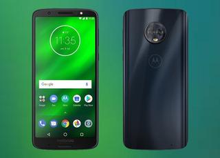 Motorola Moto G6 Plus 4/64 Doble Sim -190-4g Lte