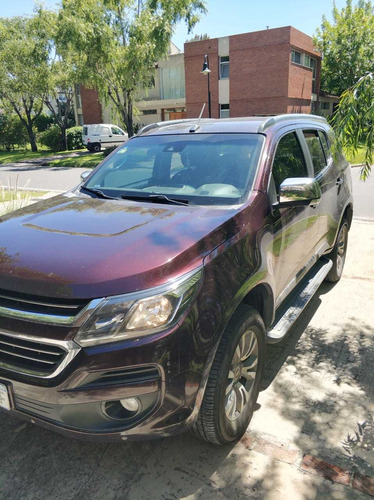 Chevrolet Trailblazer 2.8 Nueva Ltz Tdci 200cv 2017