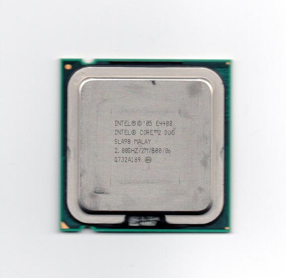 Processador Intel Core 2 Duo E4400 2.00ghz Lga 775 + Frete