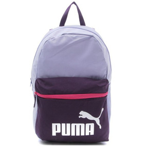 Mochila Puma Phase - Lílas E Roxo
