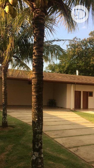 Casa Residencial À Venda, Condomínio Village Visconde De Itamaracá , Valinhos. - Ca2899