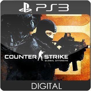 Counter Strike Global Offensive Ps3 Psn Mídia Digital Play 3