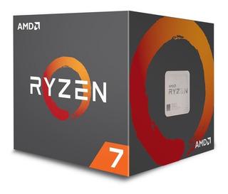 Procesador Amd Ryzen 7 2700 8 Nucleos