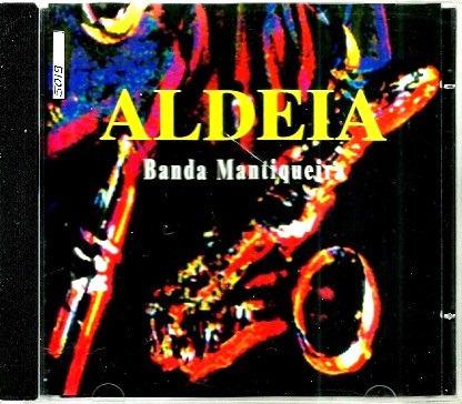 Cd / Banda Mantiqueira (1996) Aldeia