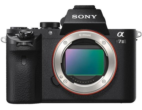 Câmera Sony A7ii ( Ilce-7m2 )