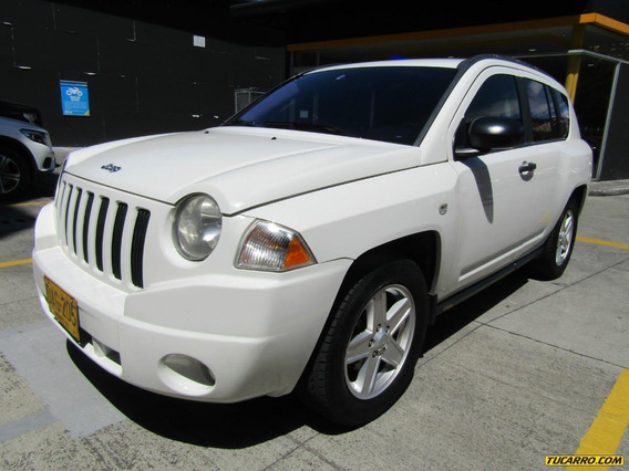 Jeep Compass At 2400 4x4