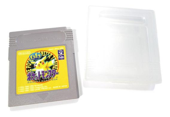Pokemon Yellow Special Pikachu Edition P/ Nintendo Game Boy
