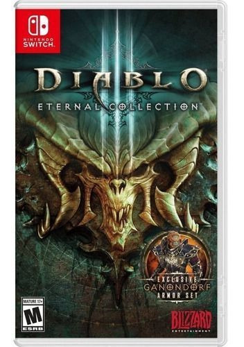 Diablo 3 Eternal Collection Nintendo Switch Envio Já Com Nf