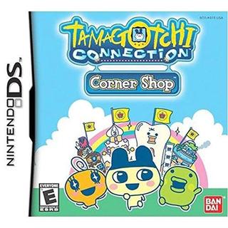 Tamagotchi Connection: Tienda De La Esquina - Nintendo Ds