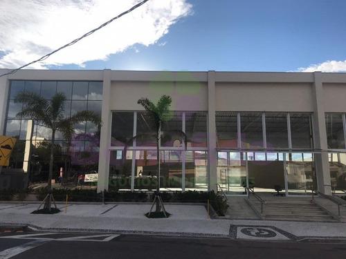 Salão Comercial Para Locação, Vila Rami, Jundiaí - Sl08019 - 34844065
