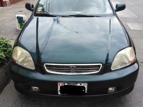 Honda Civic Ex Civic