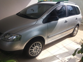 Volkswagen Spacefox 1.6 Plus Total Flex 5p 2009