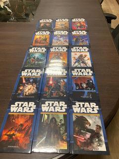 Vendo Coleccion Star Wars Legend De Panini ¡impecable!!