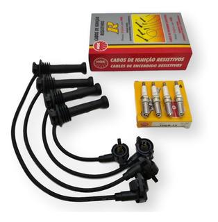 Kit Cables+bujias Ngk Ford Mondeo 95/97 1.8 2.0 16v Zetec