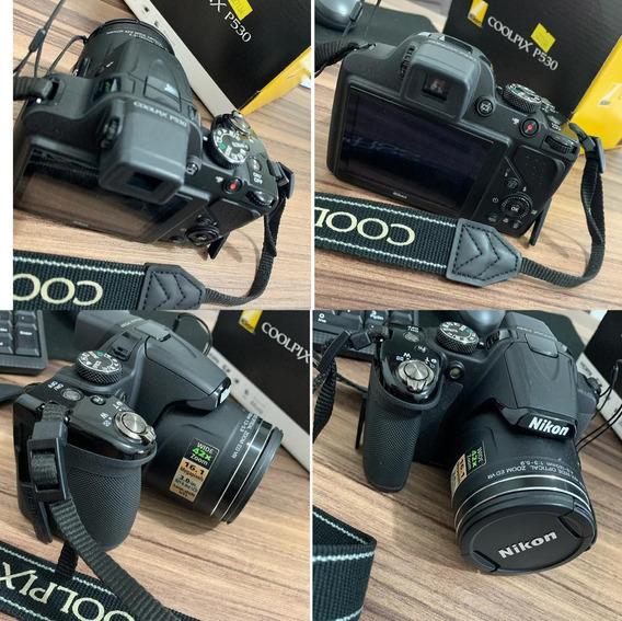 Câmera Digital Nikon Coolpix P530